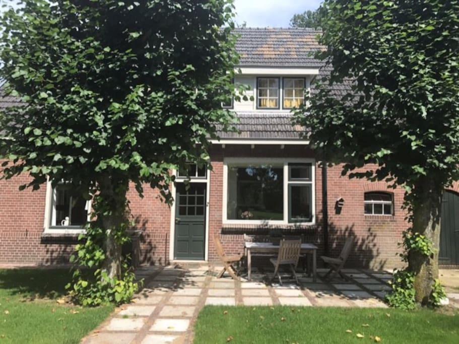 Paradijslijk terschuur huizen te huur in terschuur for Te huur in gelderland