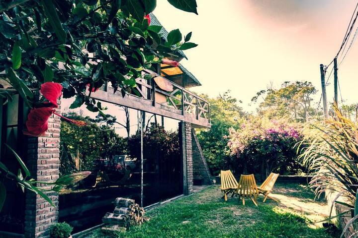 Habitación compartida de 6 Hostel Arazá! La Paloma