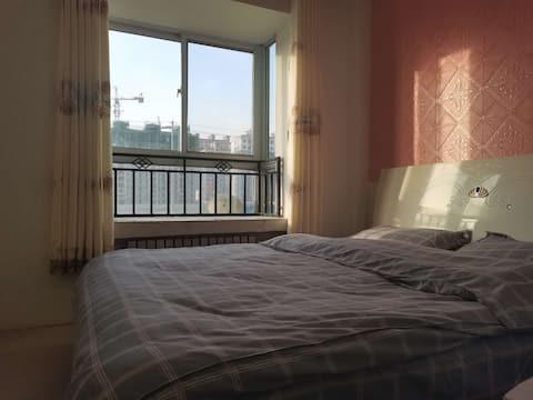 【银和私房】两室一厅湖景公寓