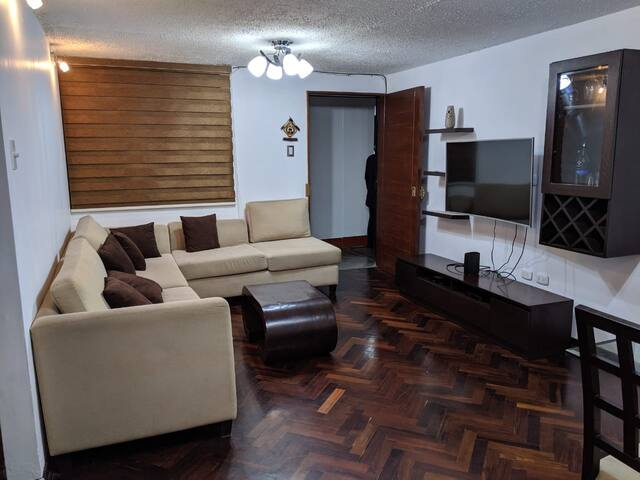 Confortable and well located apartment