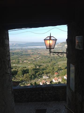 COLLE ST. ROCCO - San Donato Val di Comino - Apartment