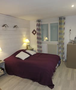 Chambre cosy dans un cadre de verdure - La Roche-sur-Yon