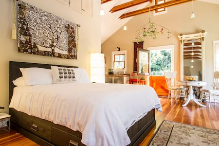 Idyllic Hollywood Cottage Oasis:serenity & comfort