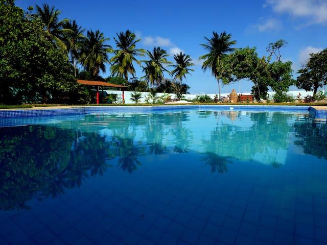 Take a Romantic Midnight Swim (2)! - Aquiraz - Guesthouse