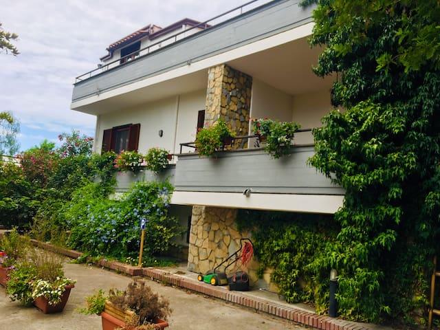 Villa Belvedere, apartment Amalfi