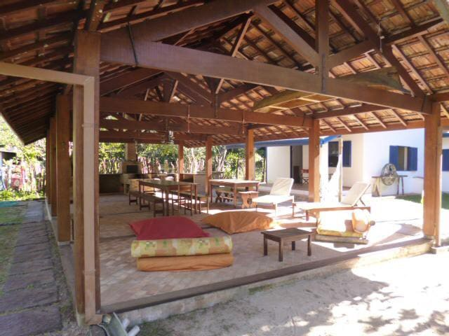 BEST HOUSES 7: CASA COM PISCINA NA BEIRA DO MAR