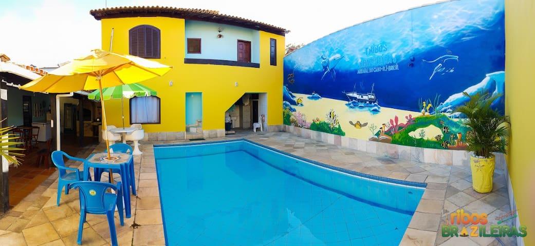 Suites 2 Arraial do Cabo (Praia Grande)