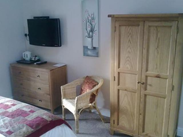 Double Room - The Oak at Dewlish