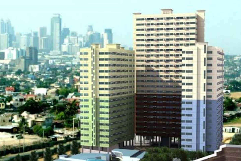 Ridgewood Towers Buildings