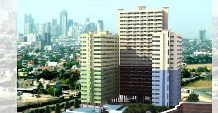 Ridgewood Towers in SM Aura, BGC & British Embassy