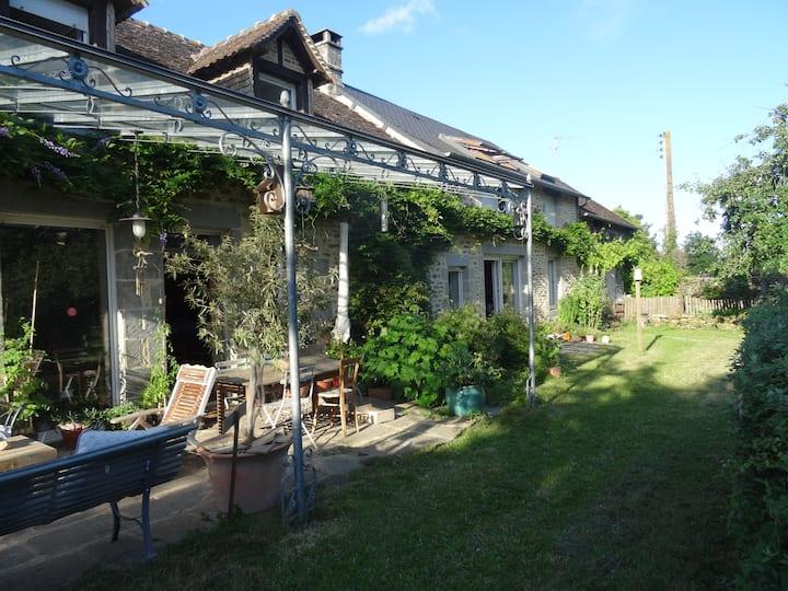 Maison de charme près des Alpes mancelles
