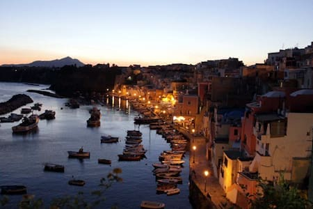 Relaxing getaway in nice apartment - Procida
