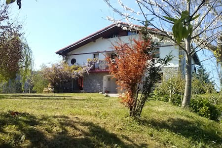 MOTE cottage. Wifi. Views of the sea.   ESS 00597 - Mutriku - Talo