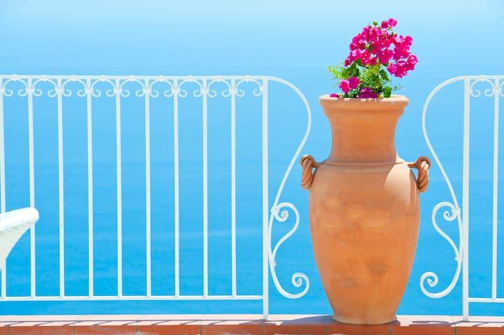 Casa Le Anfore - Amalfi Coast - Conca dei Marini - House