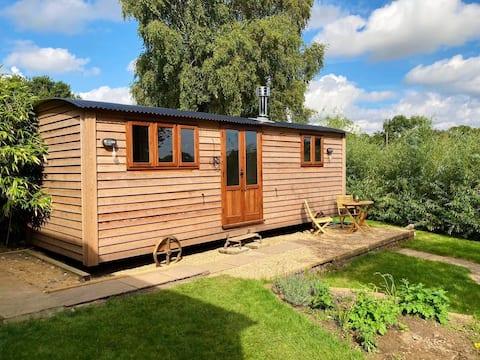 Luxury Shepherd's Hut - Ranworth Broad, Norfolk