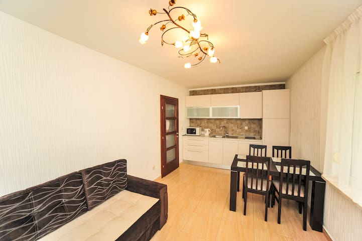 Villa Dolphin Apartments (komfort apartments)