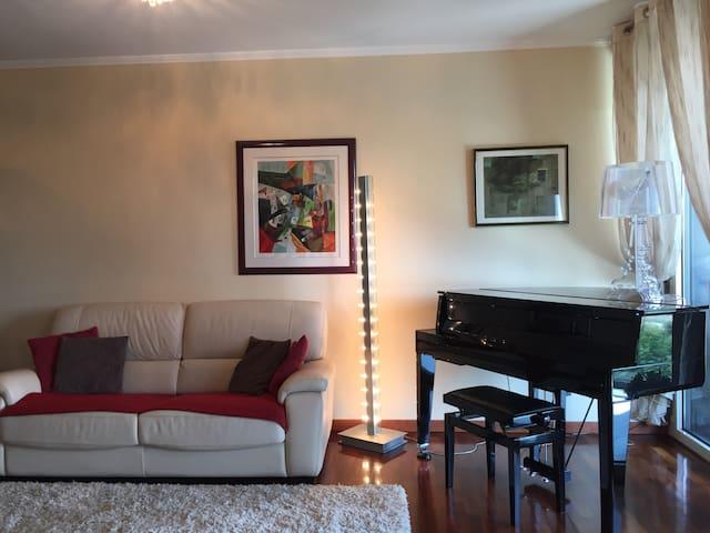 Settimo Cielo a Milano - apartment 100 mq - Milán - Byt