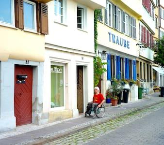 SALUE in TÜBINGEN Central