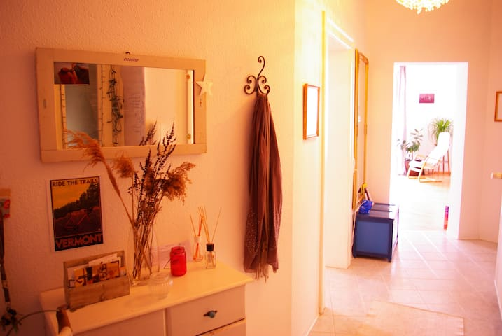 Wohlfühl 2-Raum Wohnung - Leipzig - Apartamento