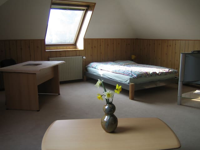 2 separate rooms, only 10 Min. to Hamburg - Hampuri
