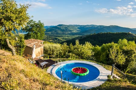 Romantic escape in villa Drobežija