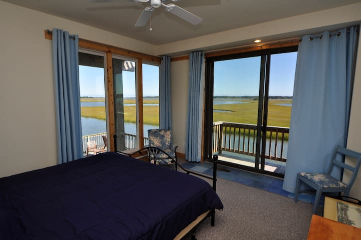 Eureka! Deep Hole Creek-NorthEast BR-Ensuite bath - Chincoteague Island - House