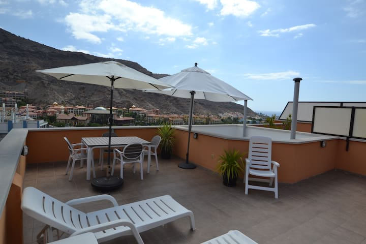 Recenlty built new,sunny apartment in Puerto Mogan - Mogán - Pis