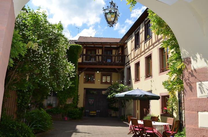 Gite Wendling Ribeauvillé Alsace