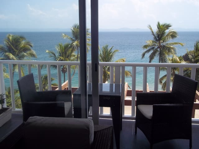 Fabulous 1BD for a Romantic Getaway - Samana - Apartemen