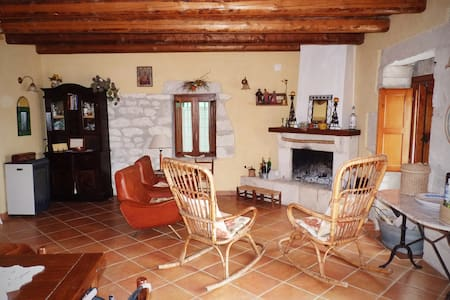 Country house with hills view  - Raguse - Villa