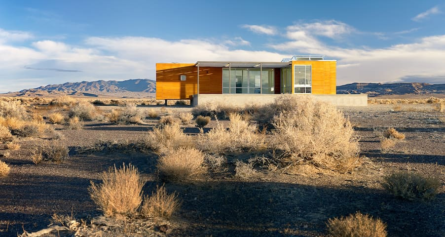 Death Valley House | Desert Gold