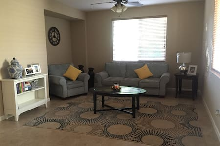 Your cozy room, ideal location! - Vacaville - Σπίτι