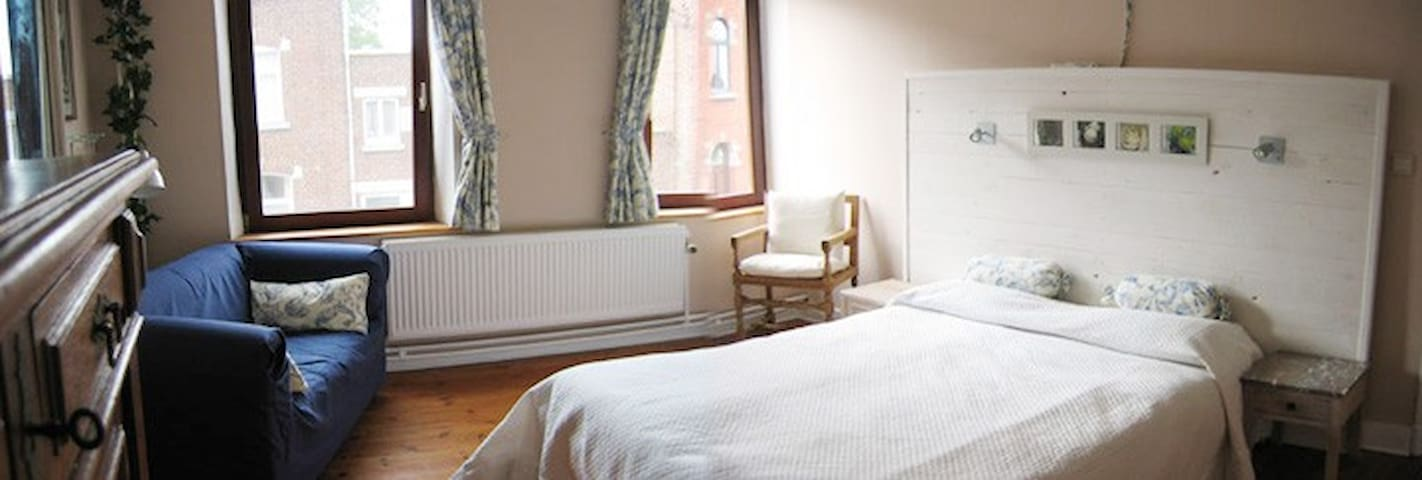 Plumbago, 1 chambre de charme - Villers-la-Ville - Bed & Breakfast