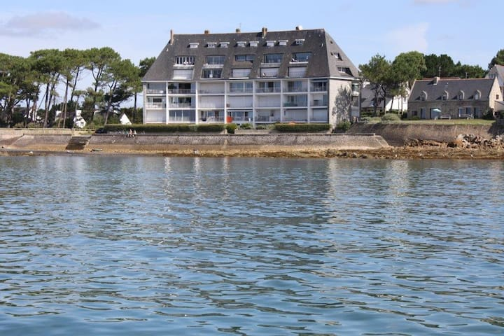 Sea view apartment - Carnac - Byt