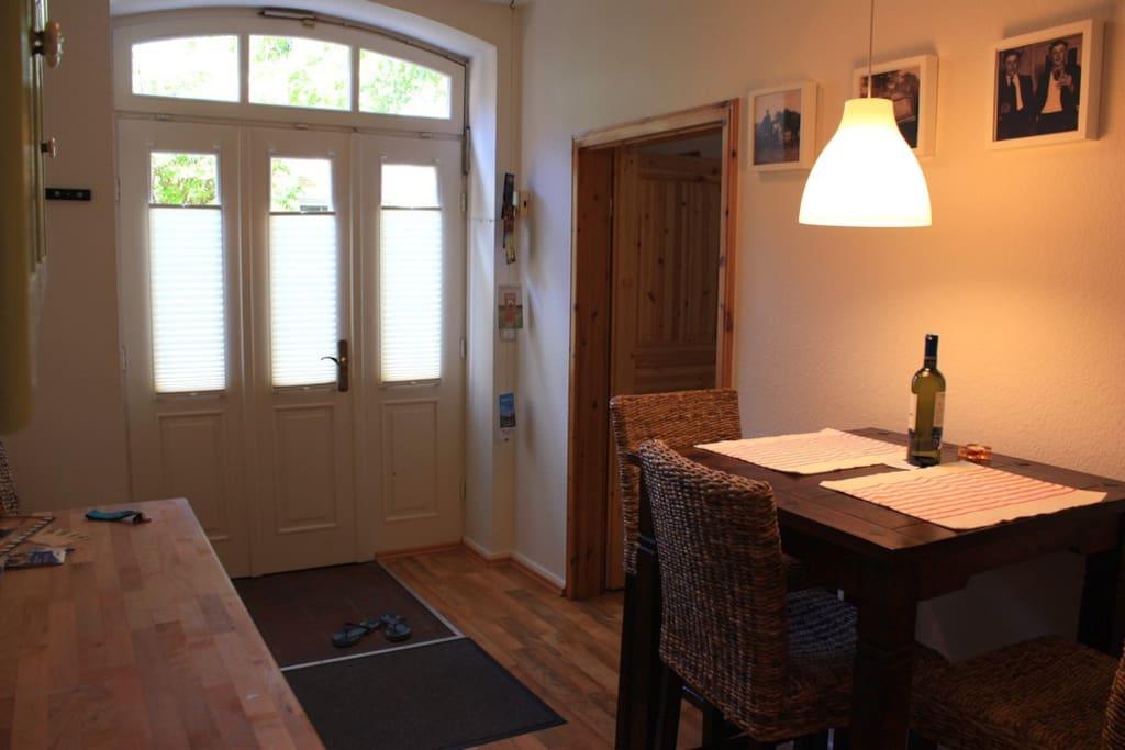 sch ne gem tliche kleine wohnung wohnungen zur miete in garding schleswig holstein deutschland. Black Bedroom Furniture Sets. Home Design Ideas