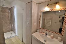 The Bathroom inside the Room