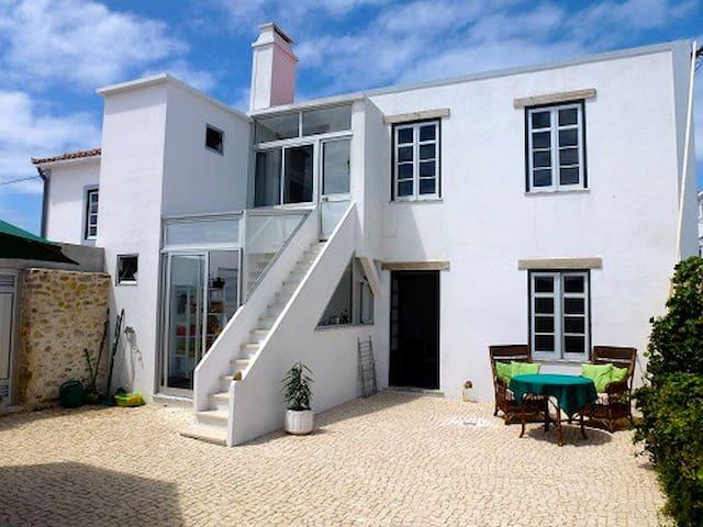 large villa for 11 persons 50 meter from the sea! - Peniche - Villa