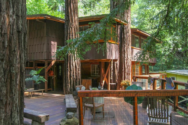 Relaxing getaway in a Tree House