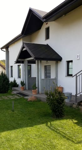 Piękny dom w Wisełce k AB GOLF CLUB - Wisełka - House