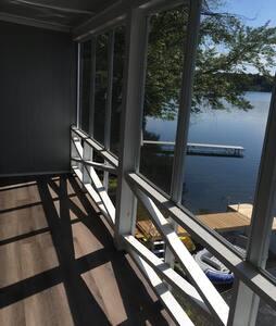 Cottage Lake House (4 seasons)