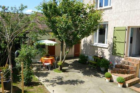 Gîte tout confort, près de Paris - Ballancourt-sur-Essonne - Rumah