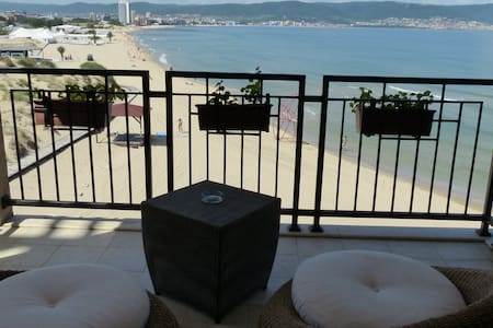 Studio at the beach with seaview - Sunny beach - Διαμέρισμα