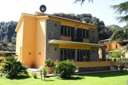 B&B FiorediLago - CAMERA PEONIA - Anguillara Sabazia
