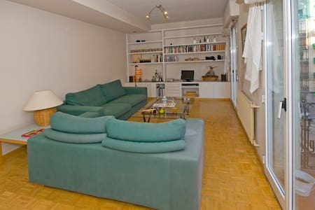 Nice room, fashionable location - Madrid - Wohnung