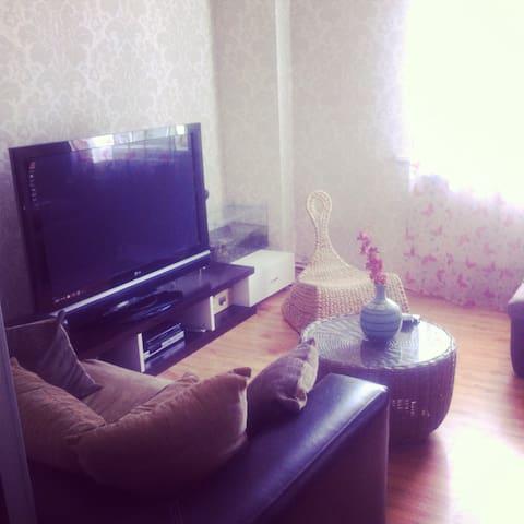 Cozy place in Riga silent center