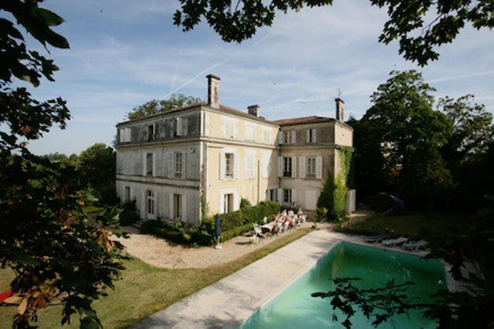 Private Mansion in Heart of Cognac - Cognac - Villa