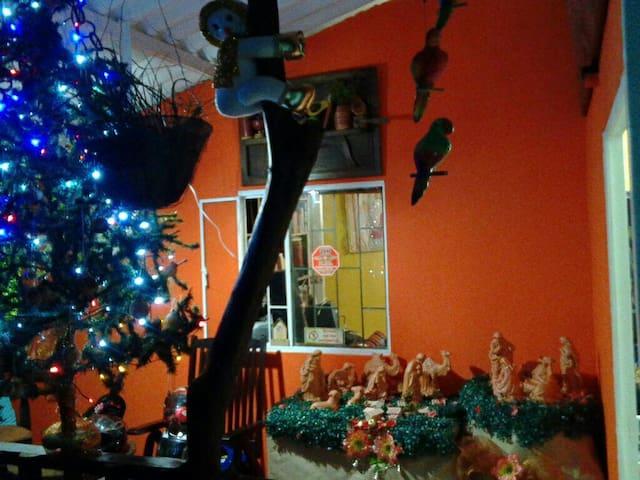 La Bohemia, la naturaleza y tú - Cachipay - Dům
