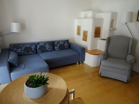 Accogliente appartamento nel verde