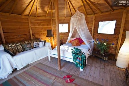 Cool Wood Cabin, Algarve - Loulé - Hytte