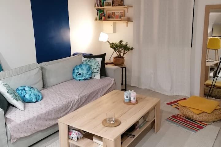 studio confort proche centre